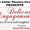 Costa Rica's Little Theatre Group PRESENTS -  Delicate Engagements