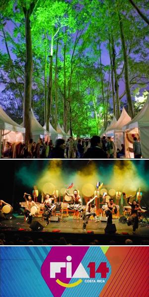 Costa Rica International Arts Festival