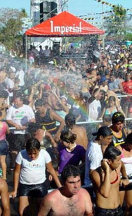 Puntarenas Carnival 2012