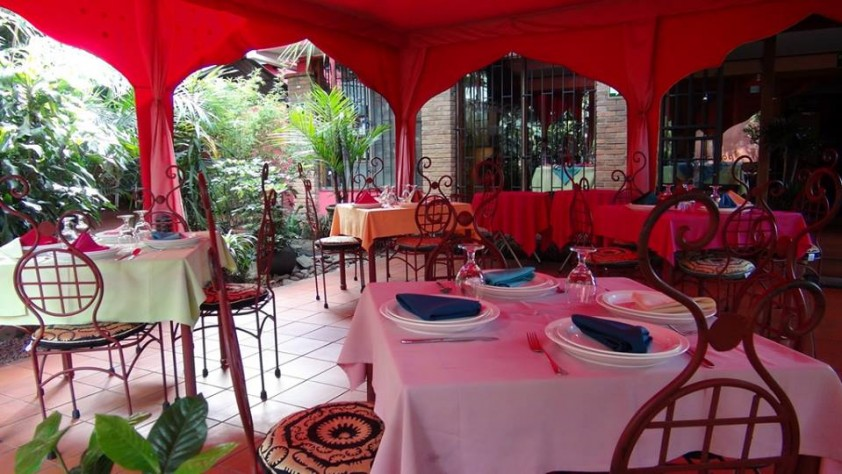 Image result for taj mahal restaurant san jose costa rica