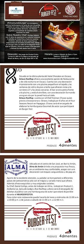 Burger Fest Costa Rica