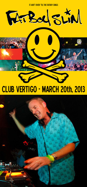 Fatboy Slim in Costa Rica