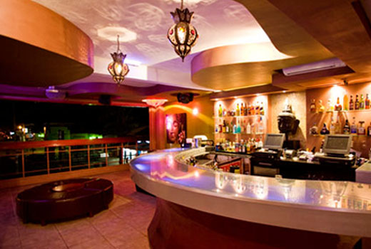 Man Cave Jaco : Le loft club in jacó pura vida guide costa rica