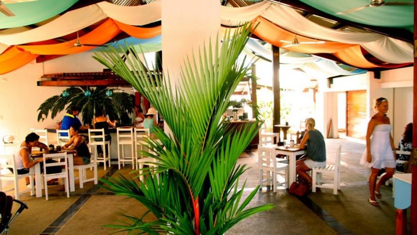 Green Room Menu Jaco Costa Rica
