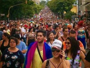 Gay Pride Costa Rica 2016