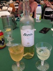 wine at Zamora