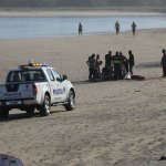 Man Attacked by Crocodile on Tamarindo Beach, Costa Rica