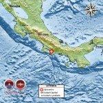 4.6 EarthQuake in Costa Rica: 17th August @ 10:22 am