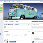 New Facebook Page Layout for 2016 Revealed