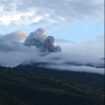Captured On Video: Footage Of Turrialba Volcano's Latest Eruption