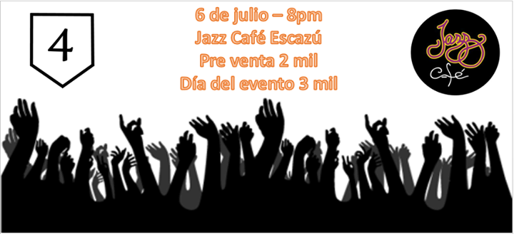 Jazz Cafe Escazu San Jose