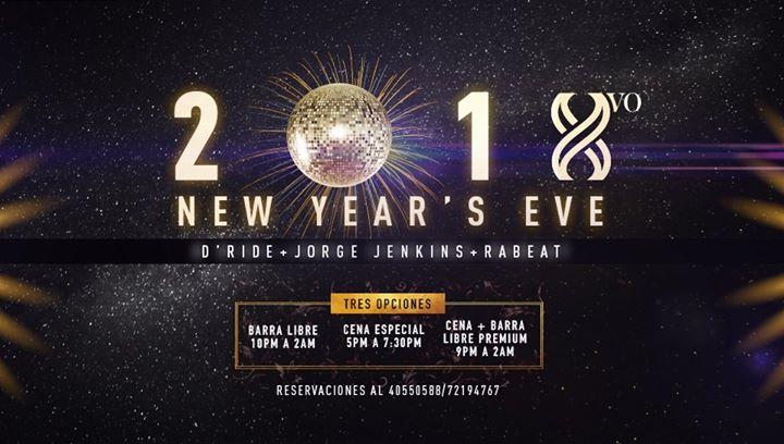 New Years Eve San Jose