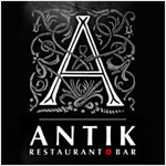 Antik Restaurant and Bar in San José