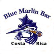 Blue Marlin Bar at the Del Rey Hotel in Central San José, Costa Rica