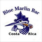 Blue Marlin Bar at the Del Rey Hotel in Central San José, Costa Rica