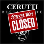 Cerutti Gourmet Italian Restaurant in Escazú – CLOSED!