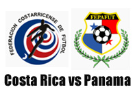 Costa Rica vs Panama in the World Cup Qualifier Match