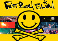 Fatboy Slim in Costa Rica @ Club Vertigo, March 20th