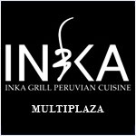 Inka Grill in Multiplaza, Escazú