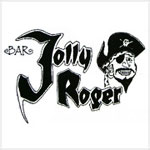 Jolly Roger Bar in Dominical