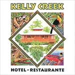 Kelly Creek Restaurant in Cahuita