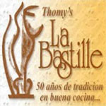 La Bastille Restaurant in Central San José