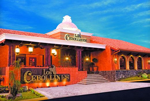 Los cebollines restaurant in santa ana san josé costa rica