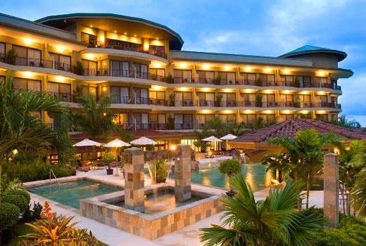 hoteles la fortuna costa rica:
