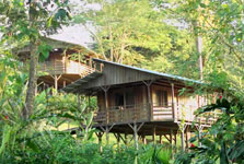 Selva Bananito Eco Lodge in Matama, Limón