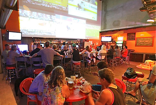 Sharky's Sports Bar & Grill