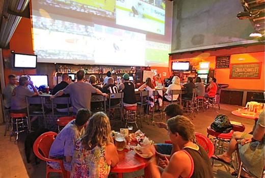 Sharky's Sports Bar & Grill