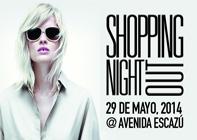 Shopping Night Out in Avenida Escazú, San José