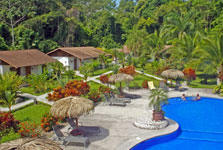 Suizo Loco Lodge and Resort in Cahuita