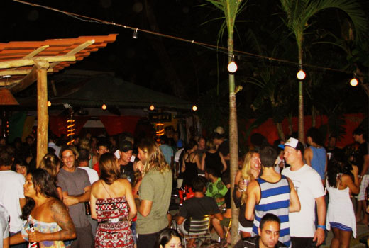 Pacifico Bar In Tamarindo Pura Vida Guide Costa Rica