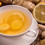 ginger-and-lemon-tea